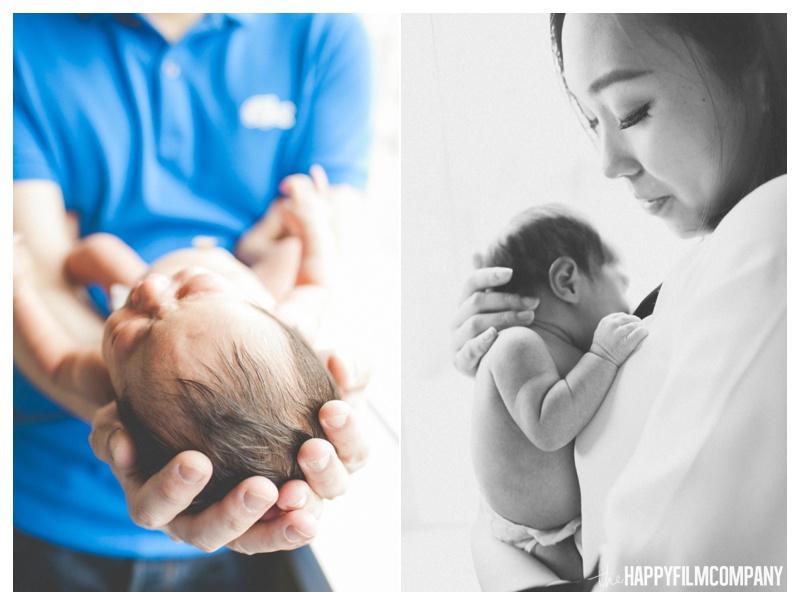 Seattle Newborn Portraits - the Happy Film Company