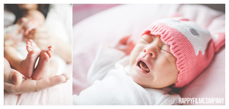 Seattle baby photography - the Happy Film Company