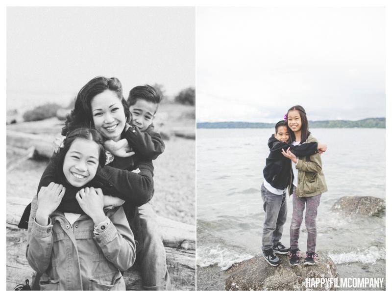 mukilteo beach  - the happy film company - seattle family photographer