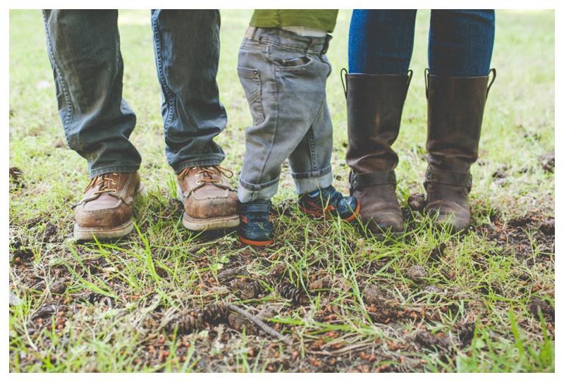 family feet photos   - the Happy Film Company - Seattle Family Photographer