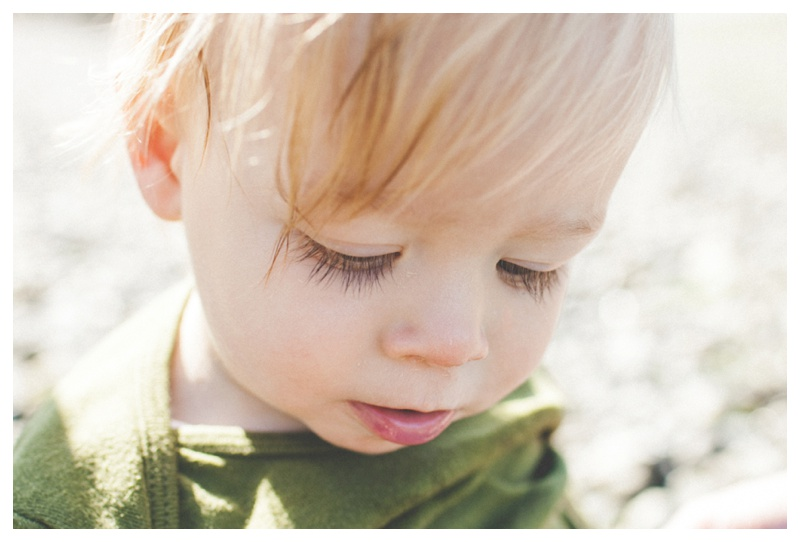 blonde kids   - the Happy Film Company - Seattle Family Photographer