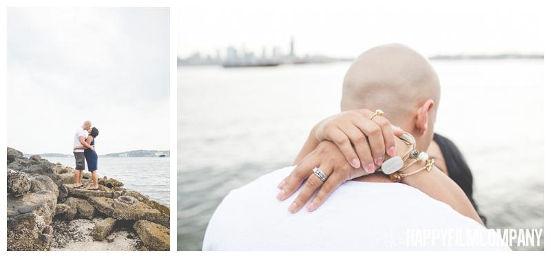 beautiful couples portraits seattle - Alki Beach —Seattle Family Photos - the Happy Film Company