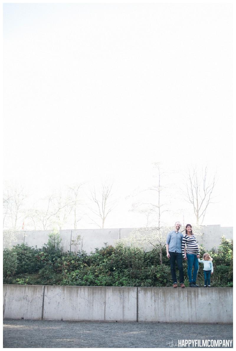 Outdoor family photo - the Happy Film Company - Seattle Family Photography