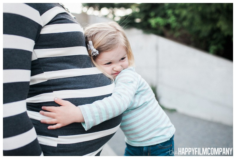 Siblings love  - the Happy Film Company - Seattle Family Photography
