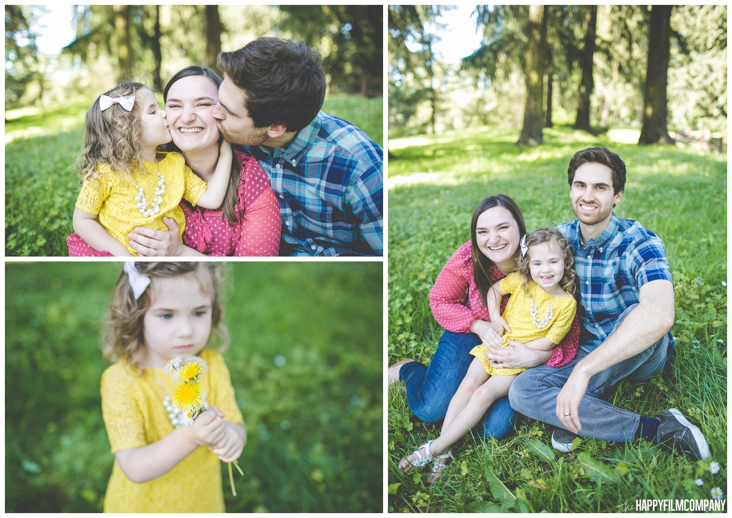 Spring Family Adventure- the Happy Film Company - Seattle Family Photography