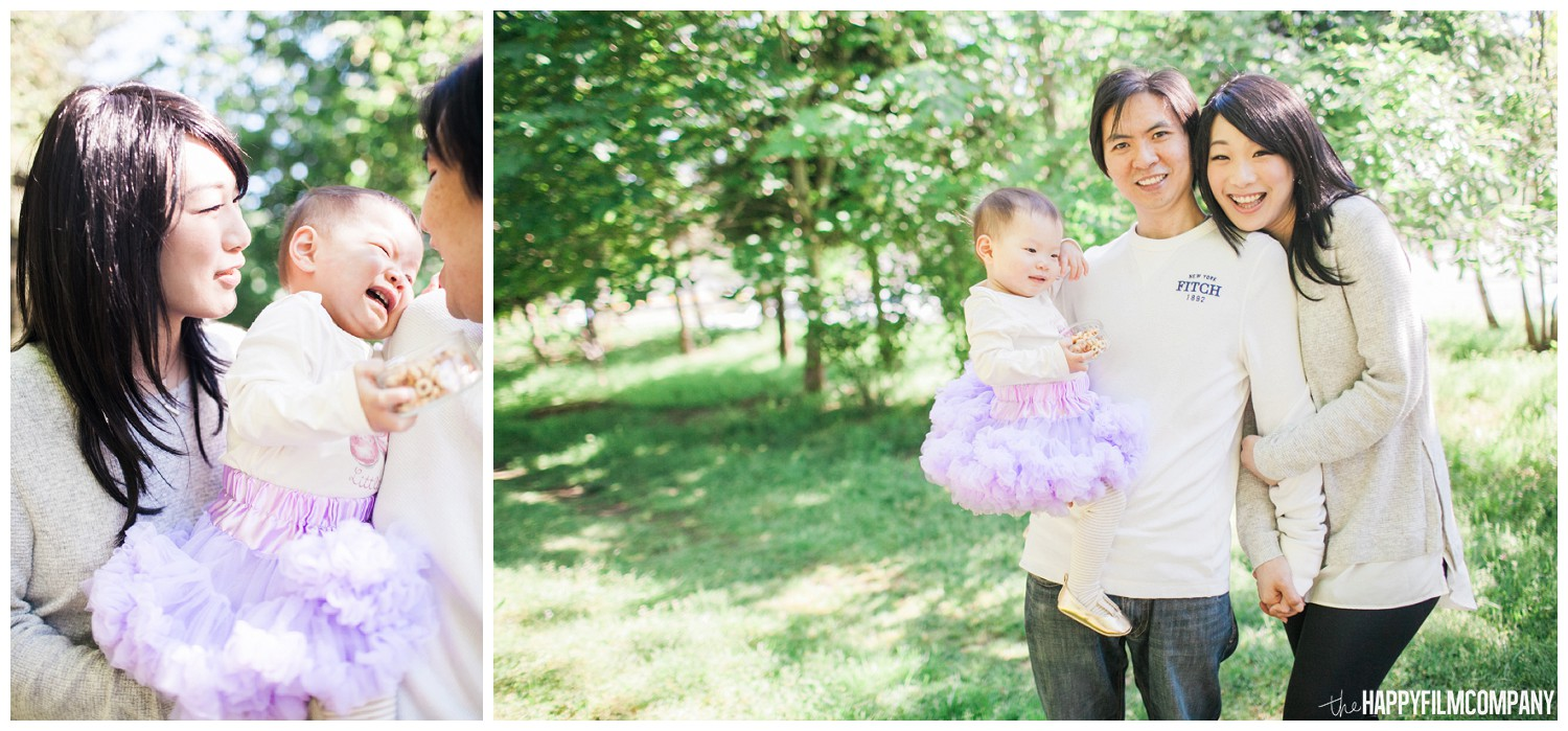 Cheerios Saved the Day with the Yau Family's Photo Shoot!