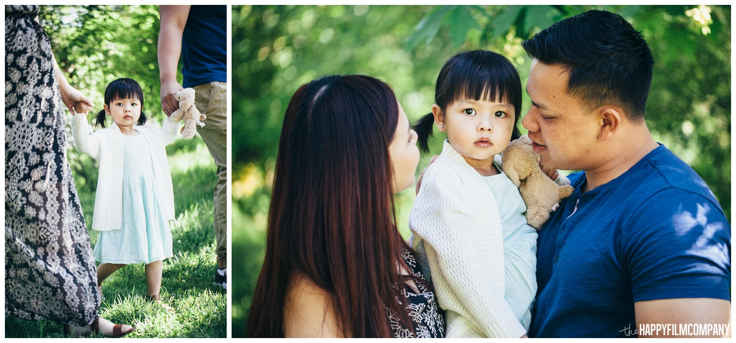 Little Girl Photos- the Happy Film Company - Seattle Family  Photography