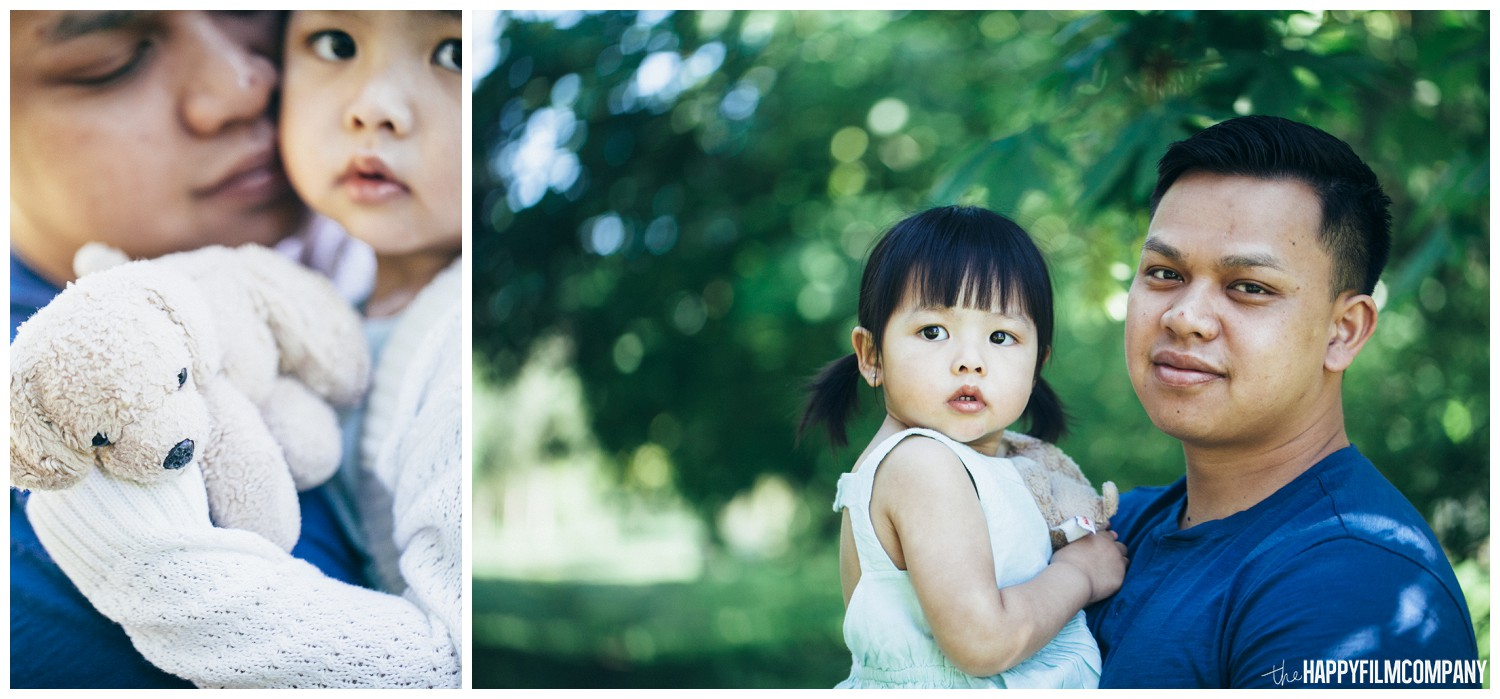 Father and Daughter Photo - the Happy Film Company - Seattle Family  Photography