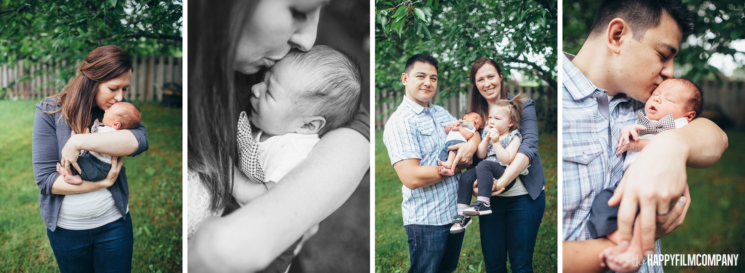 Seattle Family photographers - Seattle newborn photography -  the Happy Film Company - Seattle Family Photos