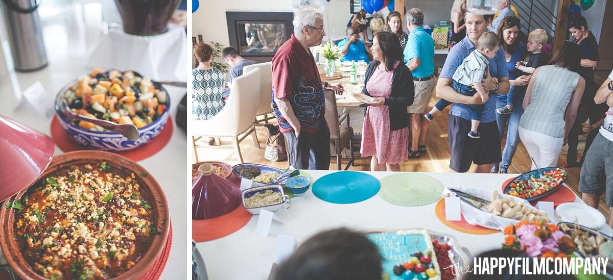 Kids birthday party - the Happy Film Company- Seattle Family Photos