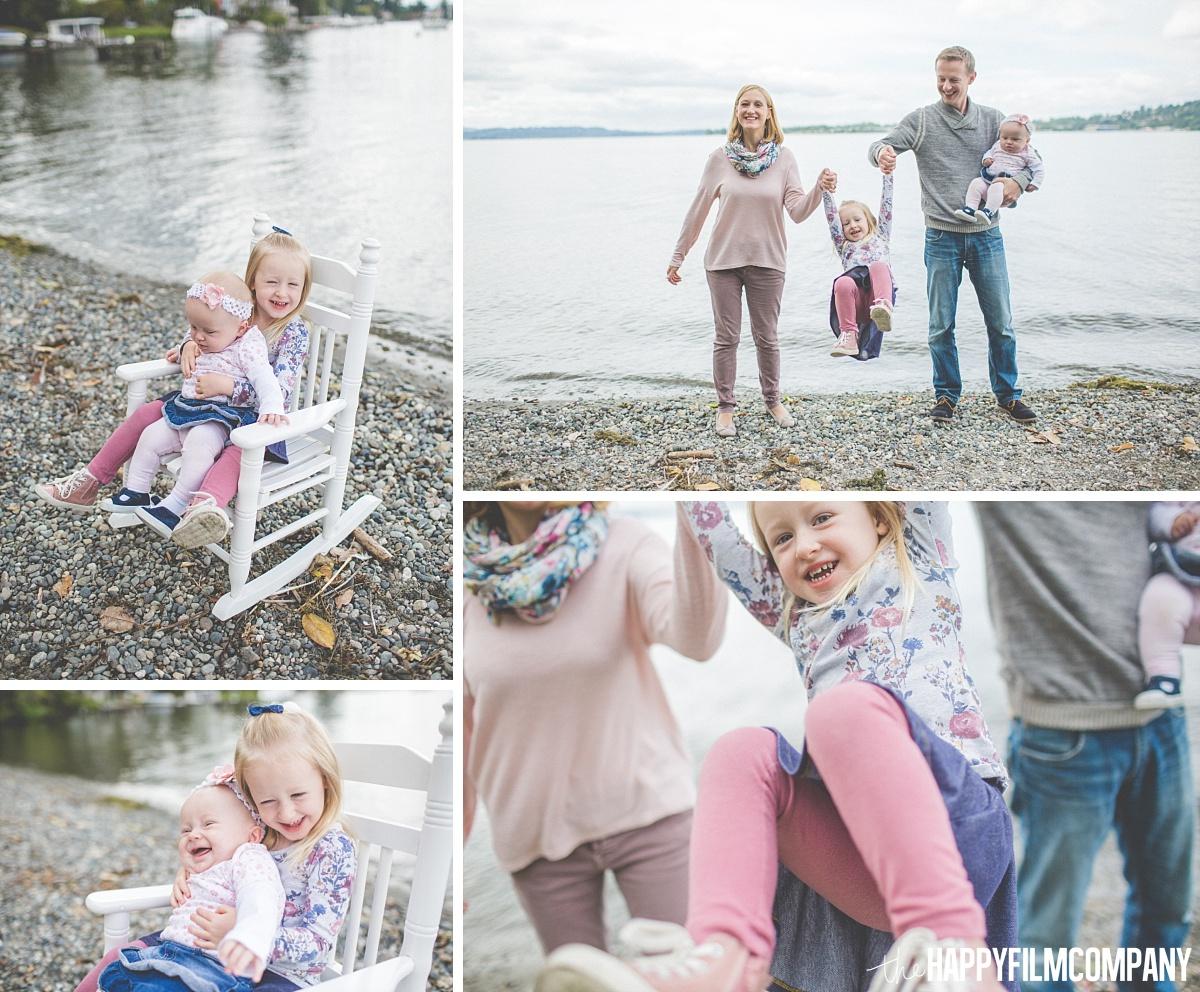 Seattle Family Photos at Denny Park Beach - the Happy Film Company - Seattle Family Photos