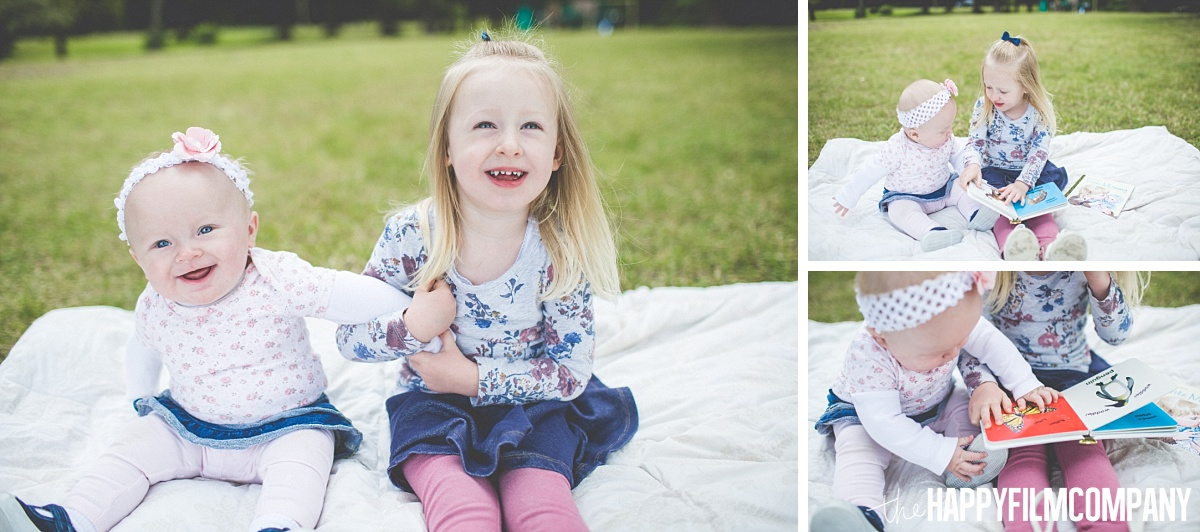 Cutetest Little girls ever - the Happy Film Company - Seattle Family Photos