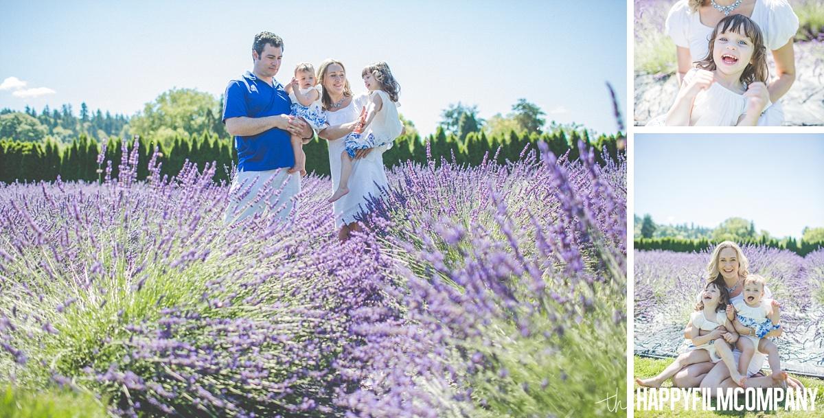 Family of four - the Happy Film Company - Seattle Mini Family Photo Shoots