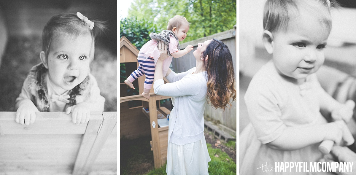 Mother-Daughter Portrait - the Happy Film Company - Seattle Family Photos