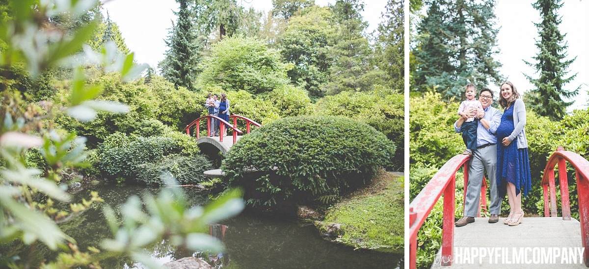 Seattle outdoor maternity photos - the Happy Film Company- Seattle Family Photos