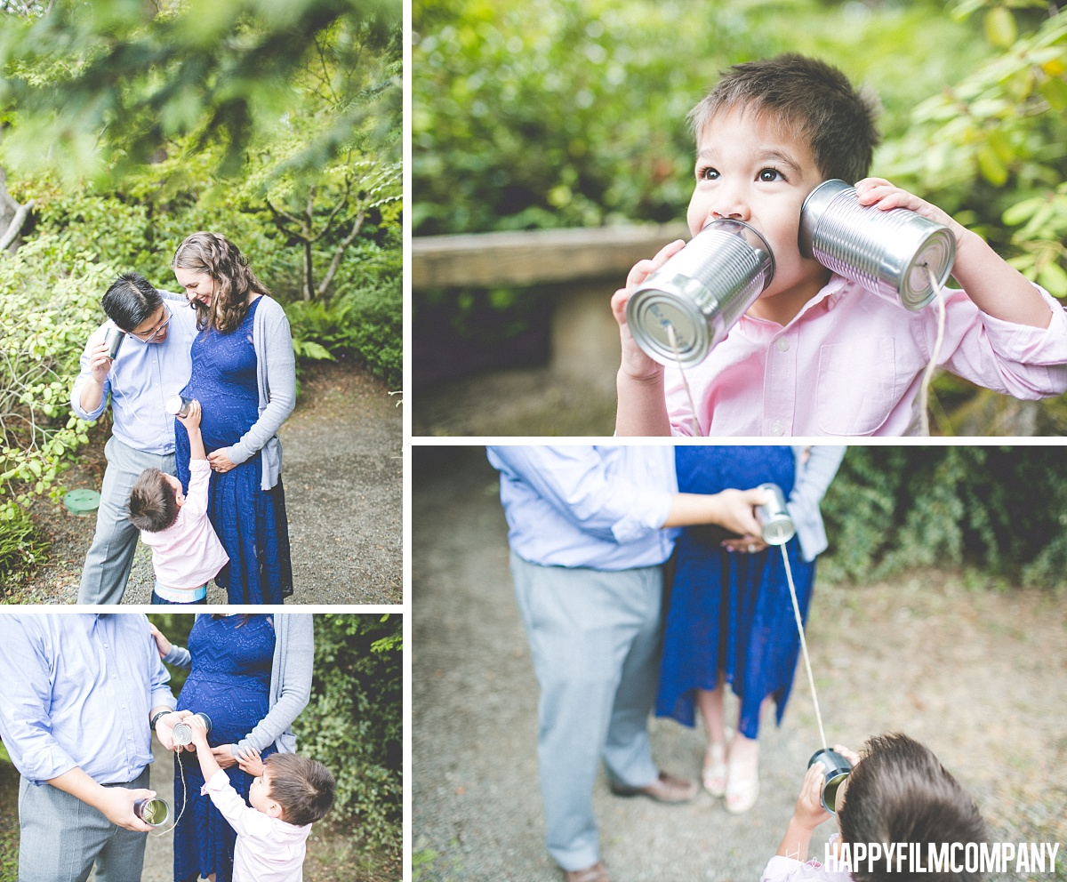 Maternity Photoshoot - the Happy Film Company- Seattle Family Photos