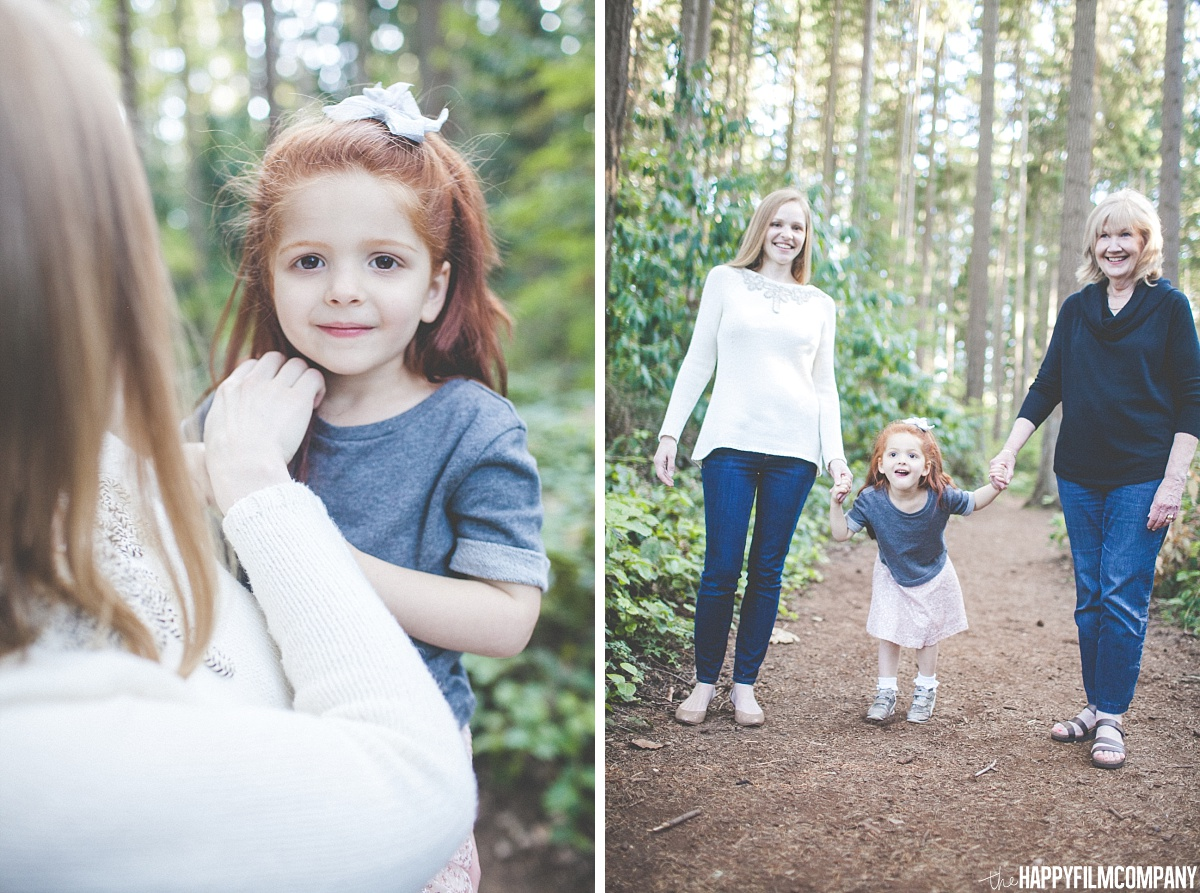 Little girl portrait - the Happy Film Company  - Seattle Family Photos
