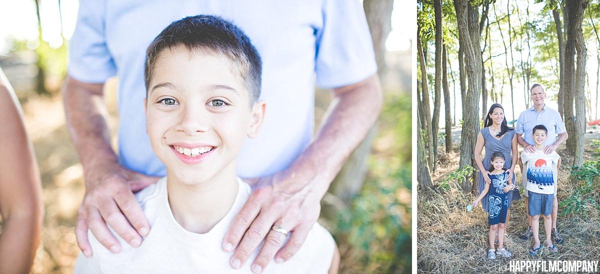 Little boy portrait - the Happy Film Company - Seattle Family  Photos