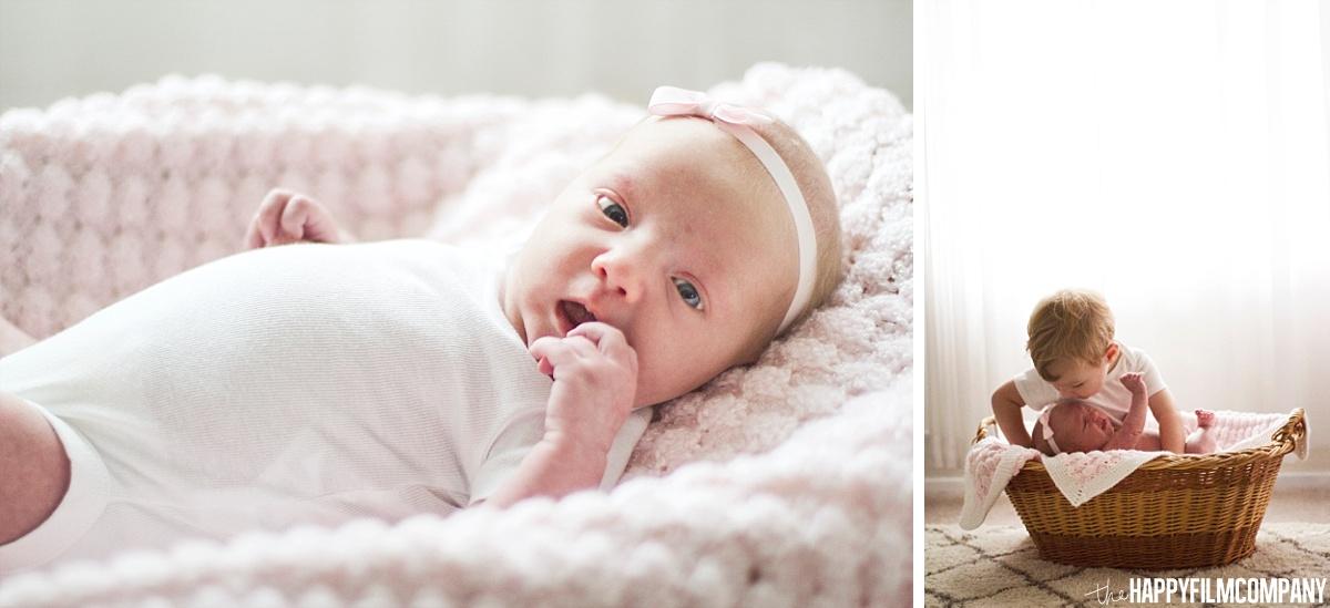 Newborn Photograhy - the Happy Film Company - Seattle Family Photos