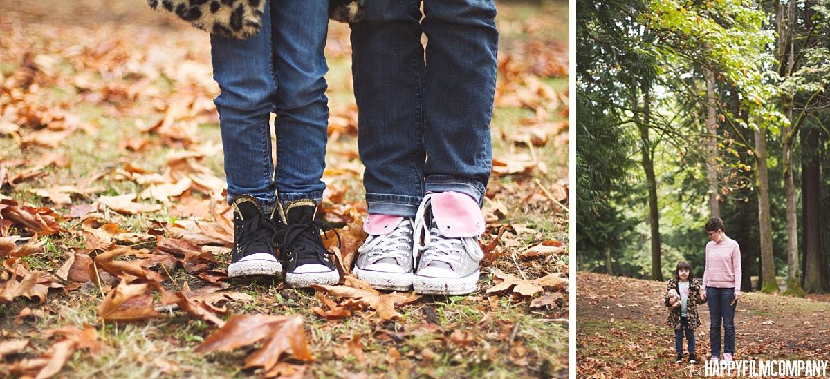 Feet Photos -  the Happy Film Company - Seattle Family Photos