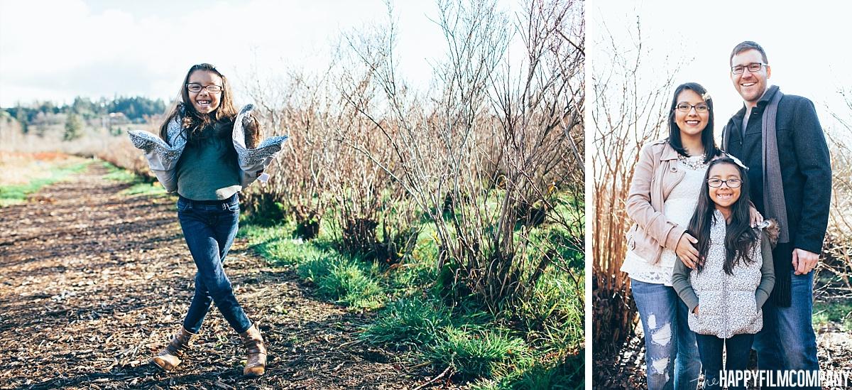 Blueberry Farm Mini shoot - the Happy Film Company - Seattle Family Photos