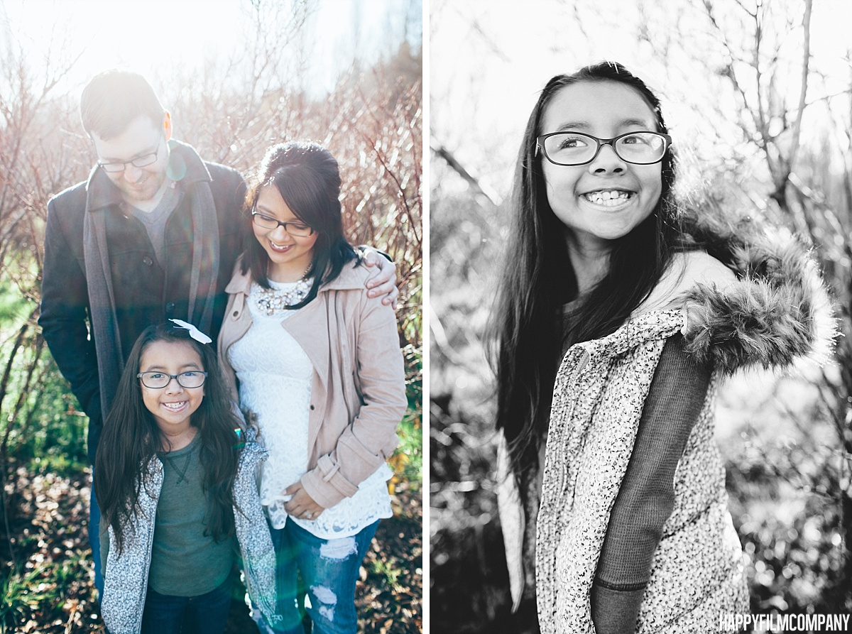 Black and white photo - the Happy Film Company - Seattle Family Photos