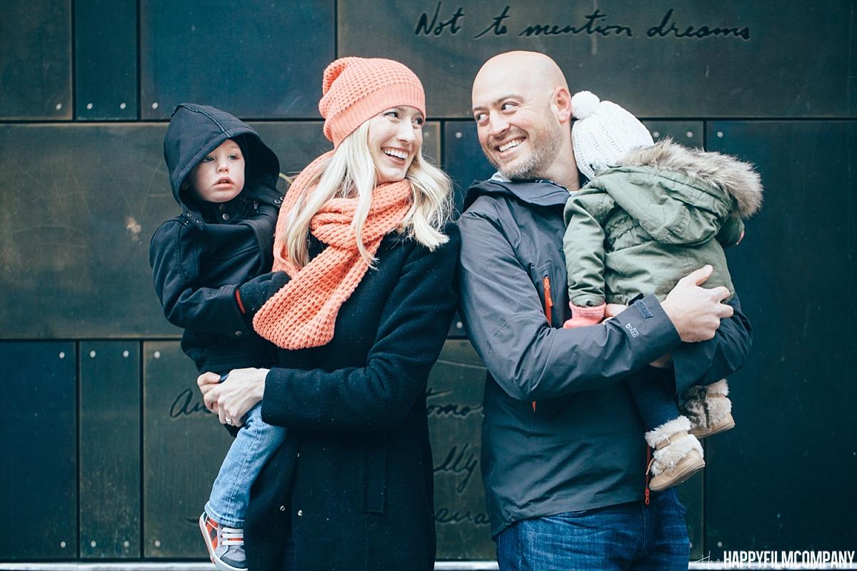 Christmas photo shoot - the Happy Film Company- Seattle Family Photos