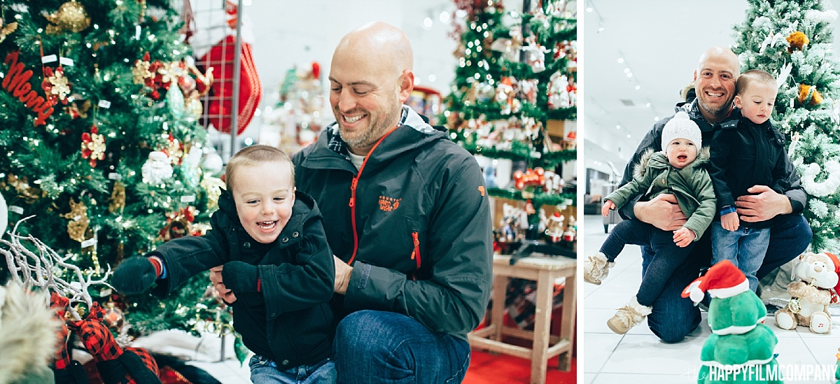 Father and son portrait - the Happy Film Company- Seattle Family Photos