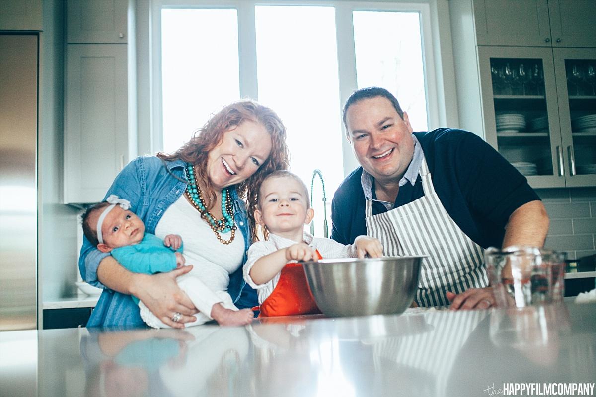 Indoor family photos - the Happy Film Company - Seattle Family Photos