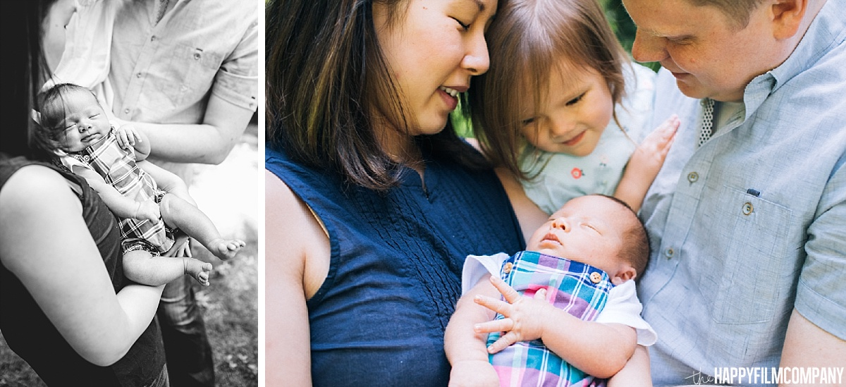Private home family photography - the Happy Film Company - Seattle Family Photos