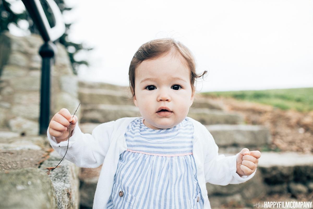 Little girl portrait - Heritage Park - the Happy Film Company - Seattle Family Photos