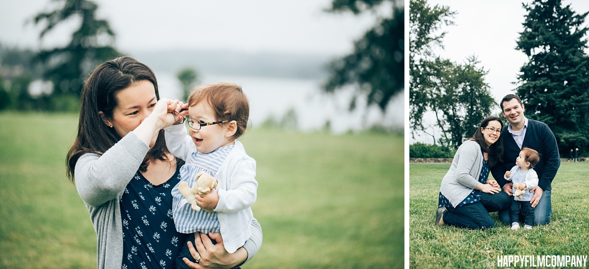 Mother and daughter portrait - Heritage Park - the Happy Film Company - Seattle Family Photos
