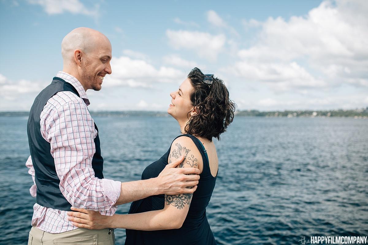Maternity Photos - Couple Photo Shoot - the Happy Film Company - Seattle Family Photos