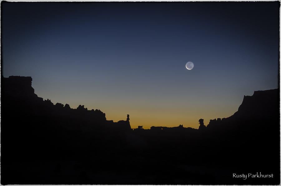 Pre-Dawn at Goblin State Park