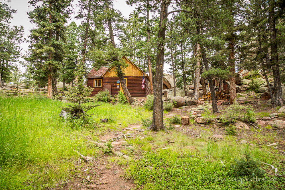U.S. Forest Service Cabin