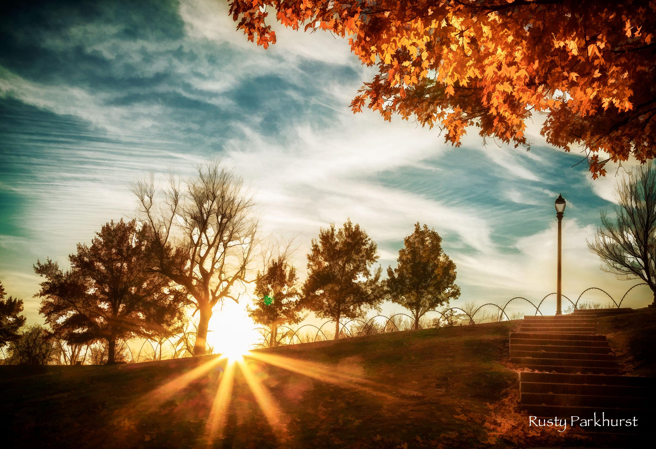 Krug Park Autumn