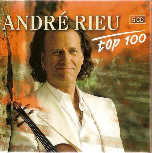 André Rieu – André Rieu Top 100 Front Cover.jpg