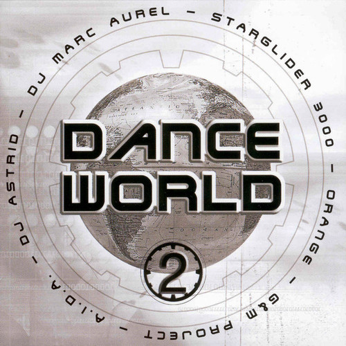 Dance World 2 Front Cover.png