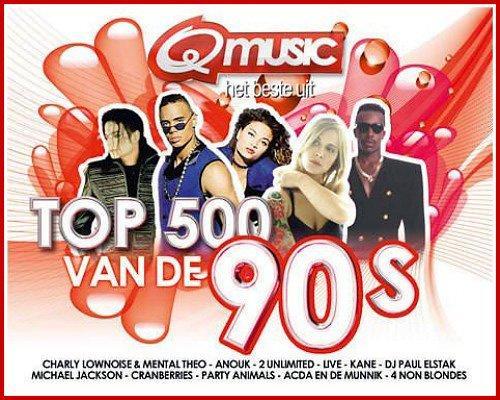 Top 500 Van De 90's Q-music.jpg