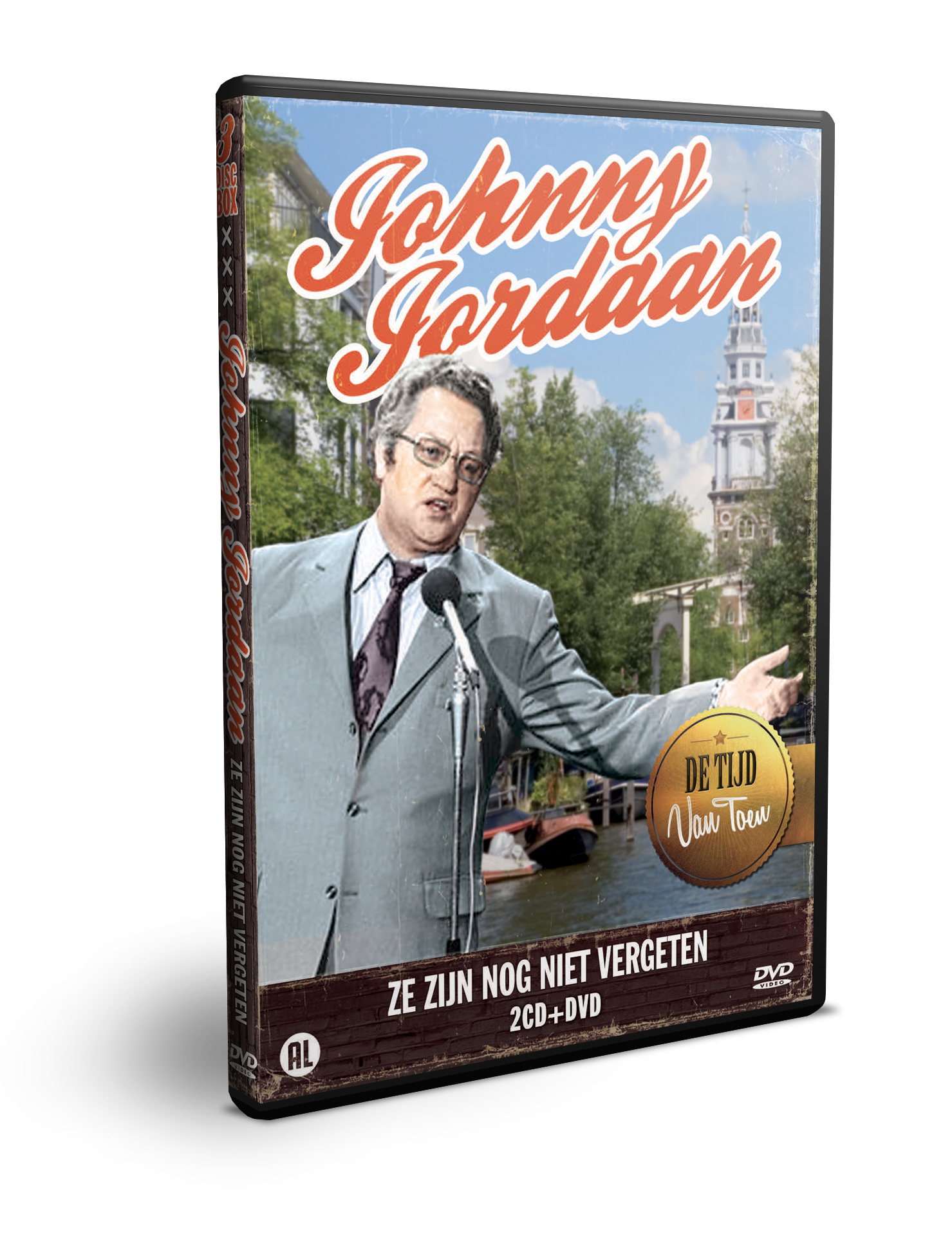 Johnny Jordaan DVD