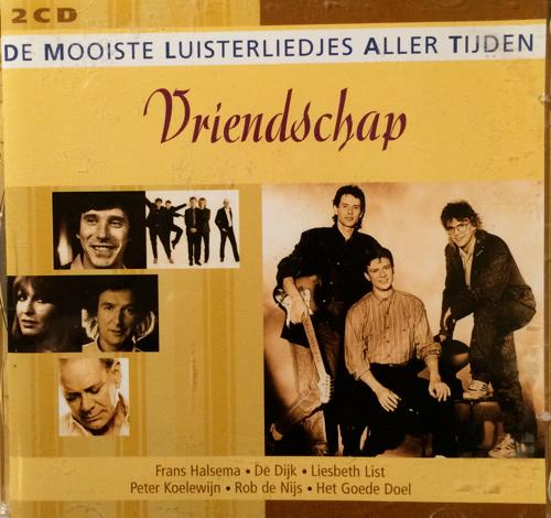 De Mooiste Luisterliedjes Allertijden Vriendschap