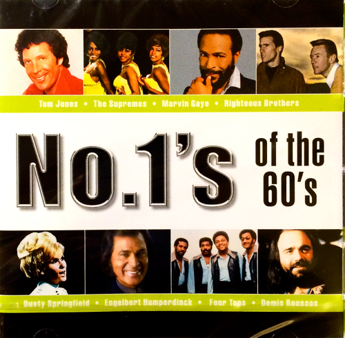No. 1's of the 60's
