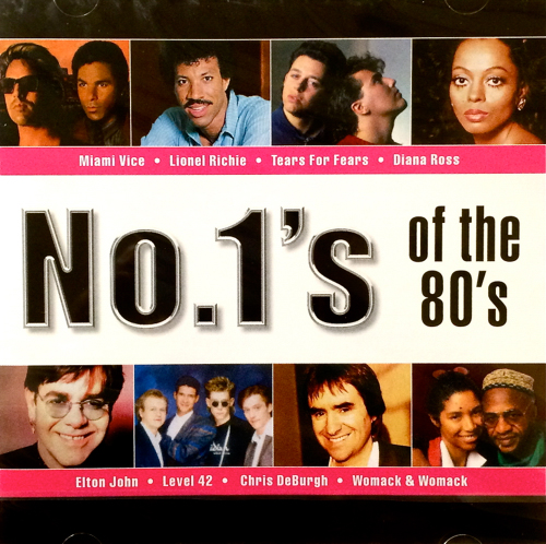No. 1's of the 80's