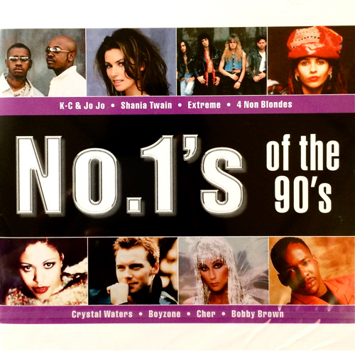 No. 1's of the 90's