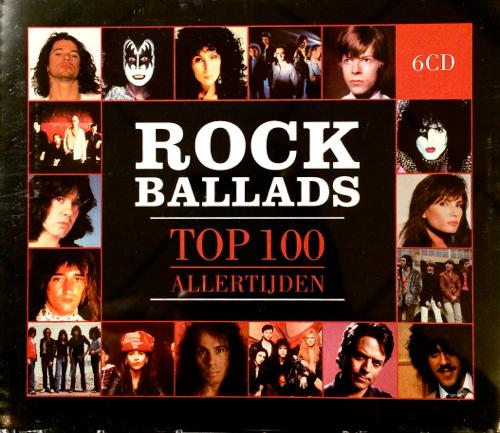 Rock Ballads Top 100 Allertijden