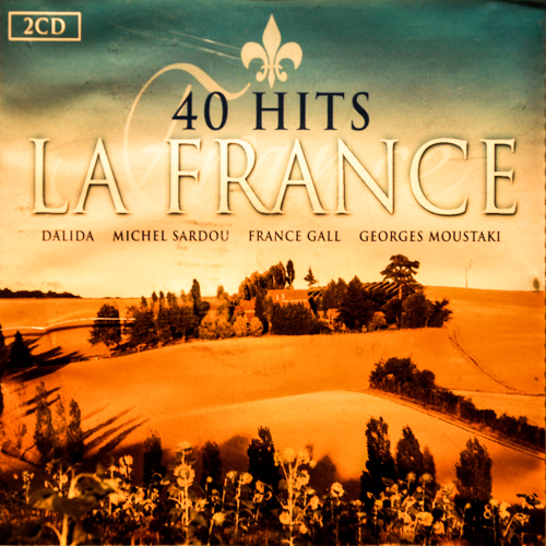 40 HIts La France.jpg