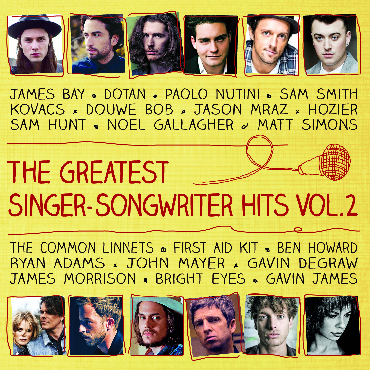 The Greatest Singer-Songwriter Hits Vol 2
