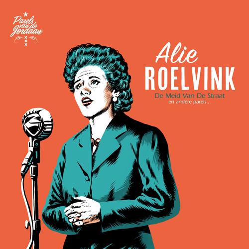 Alie Roelvink LP