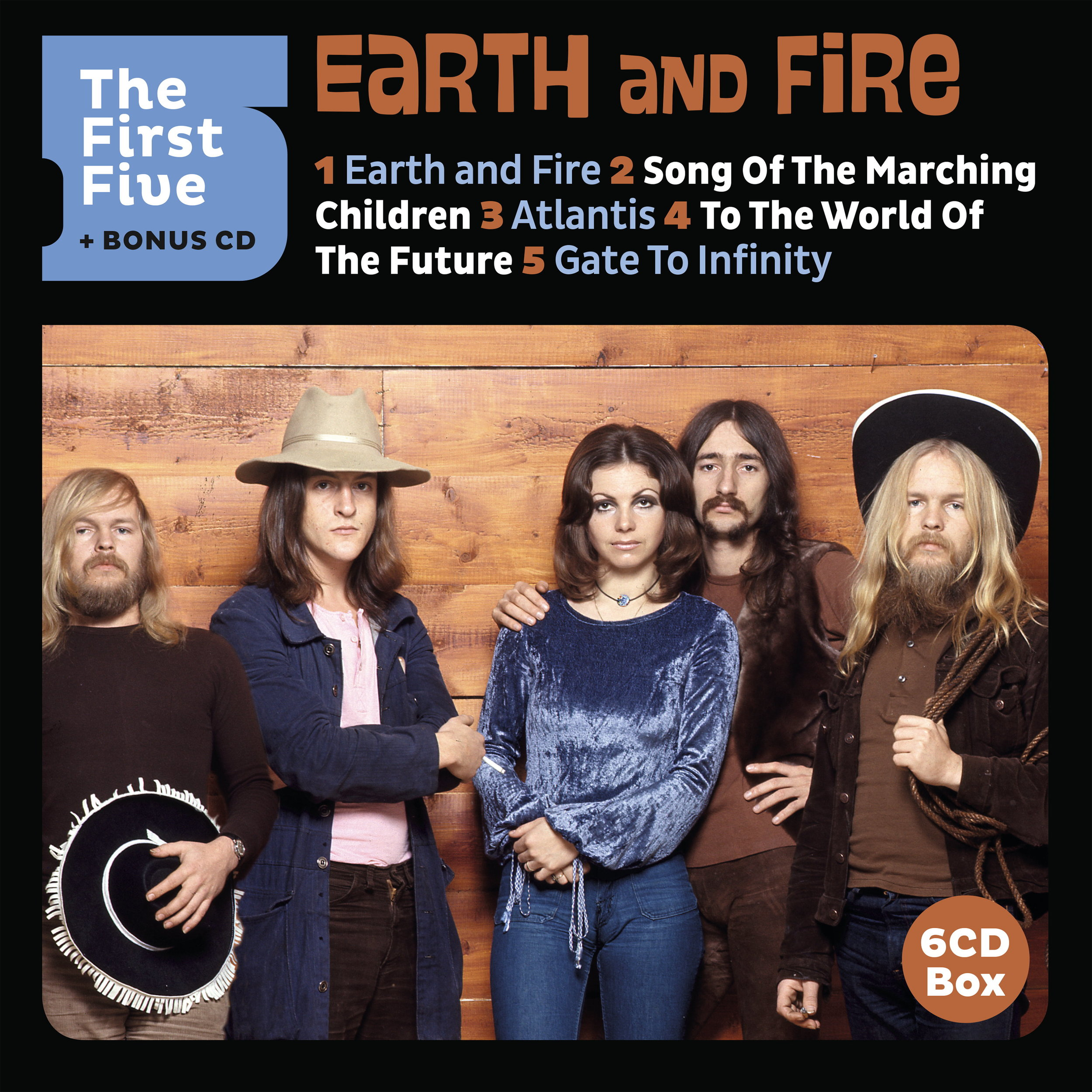 Earth & Fire TheFirst5 box.indd