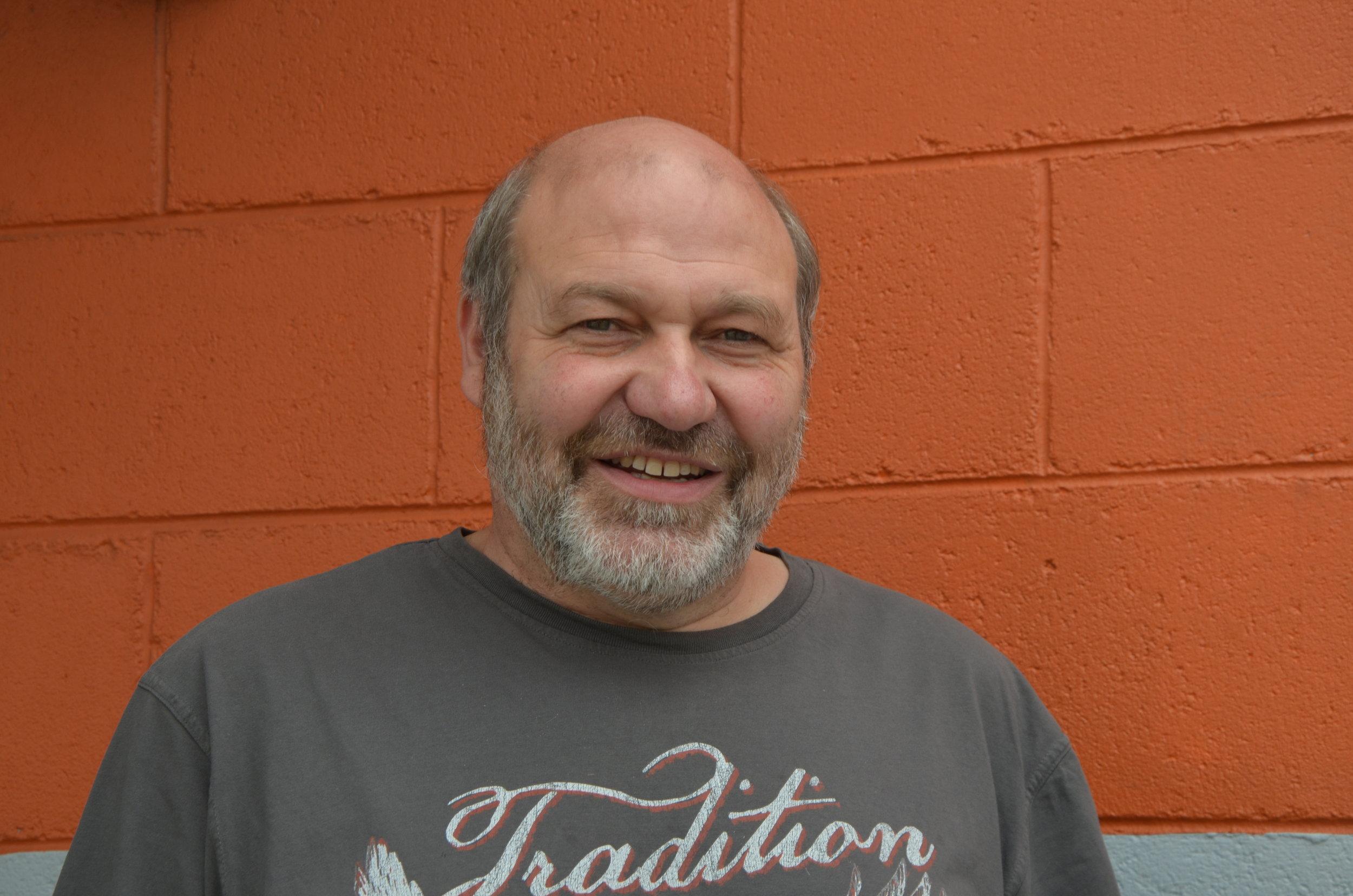 Stefan Wagner - leader of the Men's Missional Community